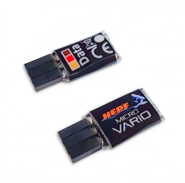 Micro Vario / Höhenmesser F3K/F5K/Segler etc. nur 1 Gramm