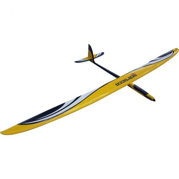 SCIROCCO 4,0 M PNP voll GFK hochleistungssegler mit 4-Klappenflügel
