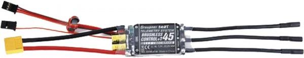 GRAUPNER T45 BRUSHLESS CONTROL+ REGLER