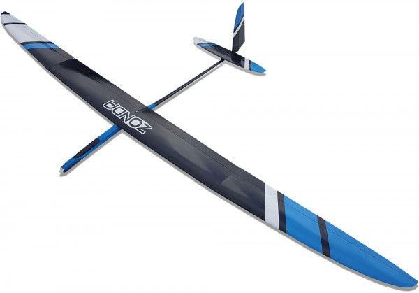 Tomahawk Aviation Zonda F5J 3,6m ARF-PLUS mit IDS-System voll Carbon