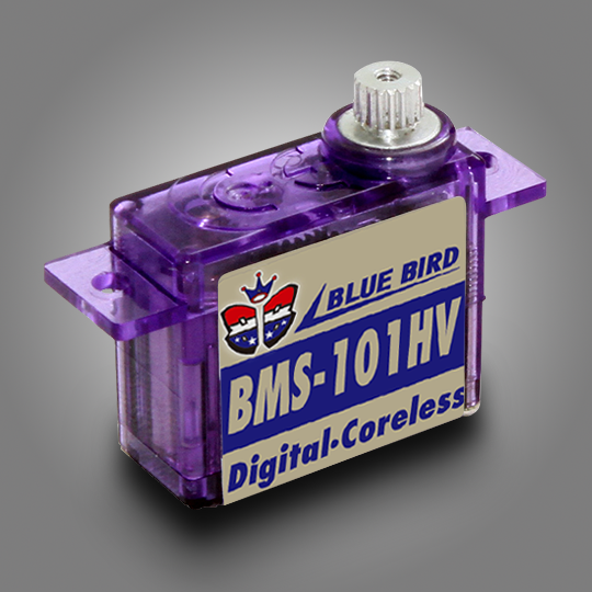 Blue Bird Servo BMS-101HV (Coreless)
