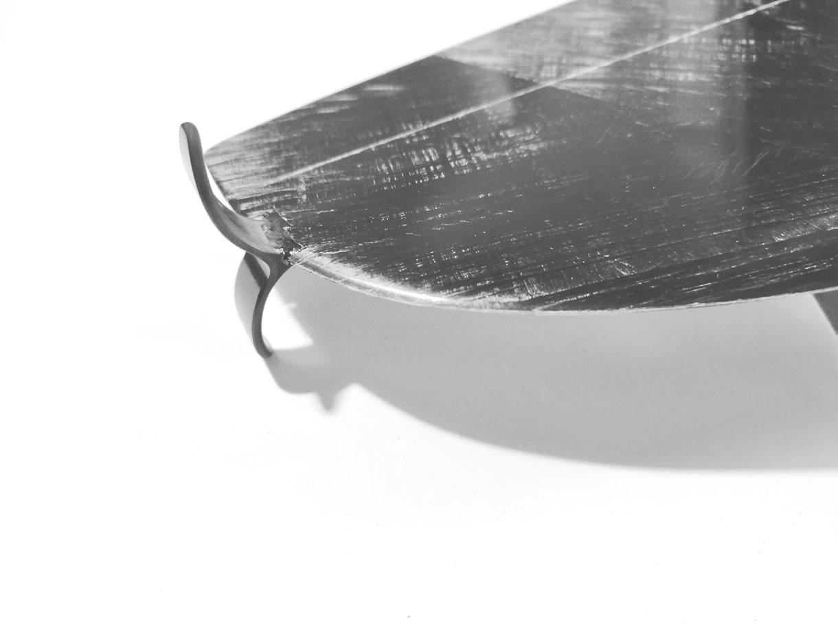 Bauservice F3K / DLG: T Blade einkleben