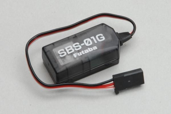 FUTABA GPS+Vario+Höhe,-Sensor SBS01G