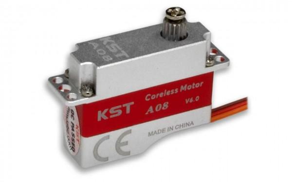 KST X08 V6.0 SERVO 8G 3.8V-8.4V