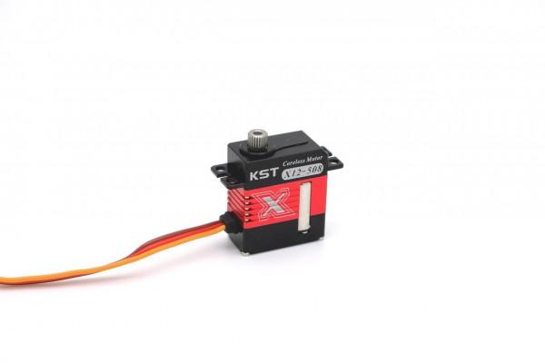 KST X12-508 V8.0 SERVO 20G 3.8V-8.4V