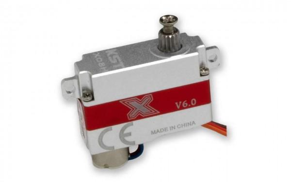 KST X08H V6.0 SERVO 8G 3.8V-8.4V
