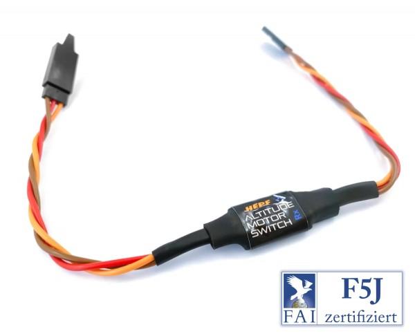 Höhenmotorschalter inkl Vario FAI / F5J